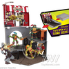 "2013 TMNT Pop Up Pizza Playset ""Anchovy Alley"" Playset"