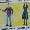 Teenage Mutant Ninja Turtles 2: Out Of The Shadows Unmasked Casey Jones Figure Revealed