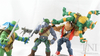 TMNT Classic Rocksteady & Bebop In-Hand Figure Images