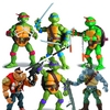 TMNT Retro Classic Series Figures Hitting Specialty Shops In August