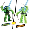 Teenage Mutant Ninja Turtles Shadow Ninja Color Change Mikey & Leo Figures
