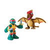 TMNT Half-Shell Heroes: Blast to the Past TV Special & Toy Preview