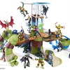 Teenage Mutant Ninja Turtles Mutate And Roll Into The 2015 Toy Fair With  24