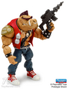 Exclusive First Look At New TMNT Retro Classic Rocksteady & Bebop Figure Images