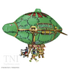 Nickelodeon Teenage Mutant Ninja Turtles Blimp