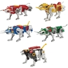 Voltron Classic Lions Set From Playmates Toys
