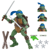 Walmart Exclusive Teenage Mutant Ninja Turtles Classics Secret Of The Ooze Figures