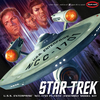 Alex Ross Box Art For Star Trek Enterprise Model Kit