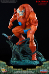 Pop Culture Shock Collectibles Presents MOTU Beastman Statue