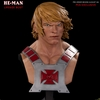 Pop Culture Shock Presents MOTU He-Man Life Sized Bust
