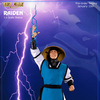 Pop Culture Shock Collectibles Debuts  Mortal Kombat Klassic Raiden  1:4th Scale Statue