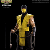 Pop Culture Shock Collectibles Debuts  Scorpion  1:3 Scale Statue