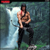 Pop Culture Shock Collectibles Presents RAMBO 1:3 Statue