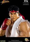 Street Fighter 1:4th Scale Ryu Statue
