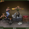 Street Fighter Ultimate Guile 1:4 Statue From Pop Culture Shock Images & Info