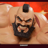 Street Fighter ZANGIEF 1:4 Scale Statue