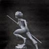 ThunderCats Cheetara 1:4 Statue Teaser Image