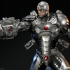 Justice League New 52 Cyborg Statue From Prime-1