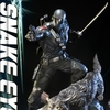 New Info & Images For The G.I. Joe Snake-Eyes & Timber Statue From Prime-1 Studio