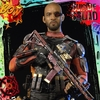 MMSS-02: Suicide Squad Movie Deadshot Statue From Prime-1