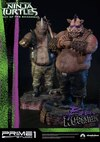 Teenage Mutant Ninja Turtles: Out Of The Shadows Rocksteady & Bebop Statues From Prime-1