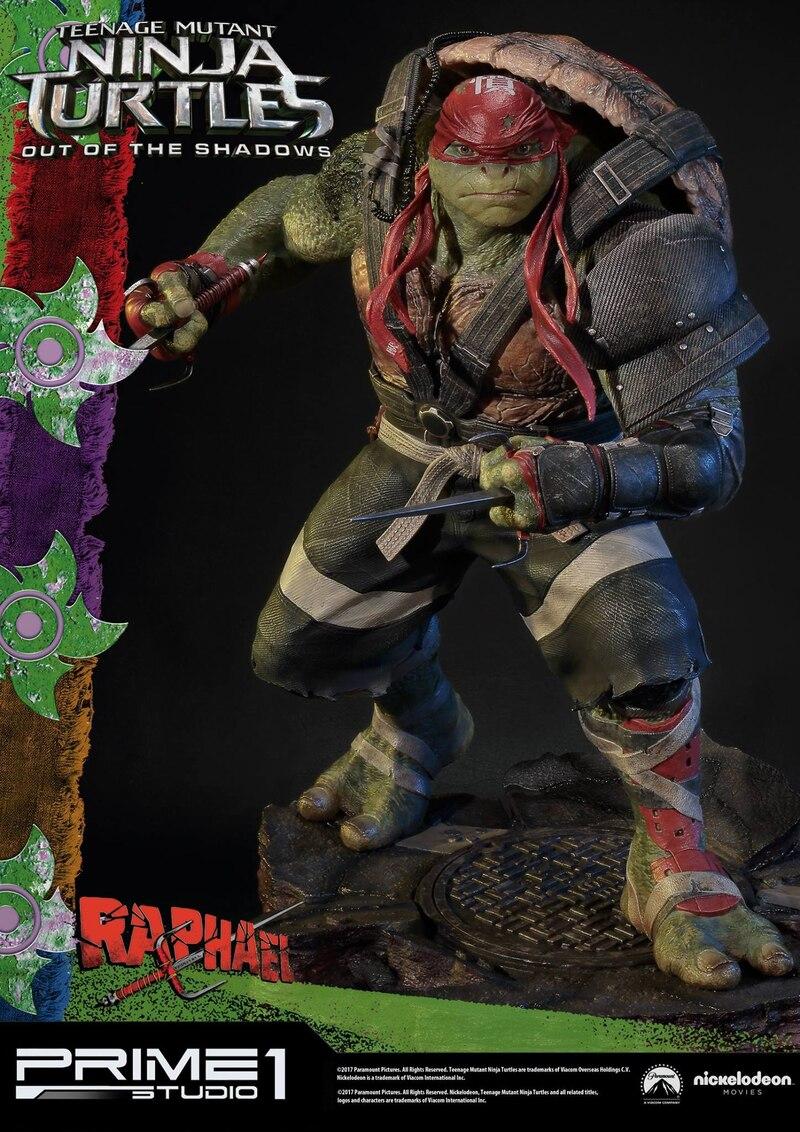 Pmtmnt 03 Teenage Mutant Ninja Turtles Out Of The Shadows