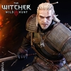 PMW3-01: Geralt of Rivia (The Witcher 3: Wild Hunt) Statue