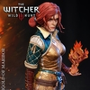 PMW3-04: The Witcher 3: Wild Hunt Triss Merigold Statue From Prime-1