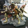 Wonder Festival 2016: Prime -1 Studio Arkham Knight & Teenage Mutant Ninja Turtles