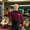 Star Trek: TNG Captain Jean-Luc Picard 1/6 Scale Articulated Figure From QMx