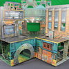ReadySetz 3-D Foldable Urban Diorama Playset Product Spotlight