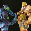 Masters of the Universe SDCC Exclusive Mini Masters He-Man vs Skeletor Figure Set Video Review & Images