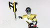 2014 SDCC Exclusive S.H. Figuarts Power Rangers Armored Black Ranger Figure Video Review & Images