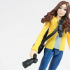 TMNT 2014 Movie April O' Neil Figure Video Review & Images