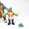 2014 TMNT Movie Raphael Toy Evolution 3 Pack Video Review & Images