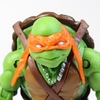 2014 TMNT Movie Michelangelo Basic Figure Video Review & Images