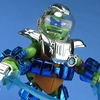 Teenage Mutant Ninja Turtles Metal Mutants Leonardo SDCC 2015 Exclusive Figure Video Review & Images