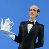 2015 SDCC Exclusive DC Comics ArtFX+ Alfred Pennyworth Statue Video Review & Images