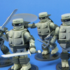 SDCC 2015 Exclusive Teenage Mutant Ninja Turtles MiniMates Black and White Comic Pack Video Review & Images