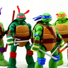 2015 Nickelodeon Teenage Mutant Ninja Turtles Mutations Figures In-Hand Images