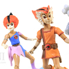 ThunderCats Wily Kit and Wily Kat Mattel SDCC Exclusive Figures Video Review & Images