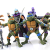 NECA 2017 SDCC Exclusive Teenage Mutant Ninja Turtles Classic Animated Series Figures Review & Image Gallery