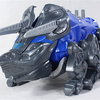 Power Rangers 2017 Movie Triceratops Battle Zord and Blue Ranger Video Review & Images