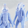 Phantom Dan's 2013 13 Days of Halloween Toy Reviews - Day 6 - Alien ReAction Figures Preview 2-Pack and Early Bird Package