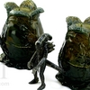 Alien ReAction SDCC 2014 Exclusive Egg Blind Bag Figures Opening and Video Review