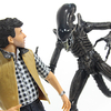 Aliens 30th Anniversary Hadley's Hope 2-Pack With Burke Figure Video Review & Image Gallery