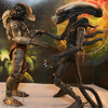 TRU Exclusive Classic Alien vs. Predator Figures - 2 Pack