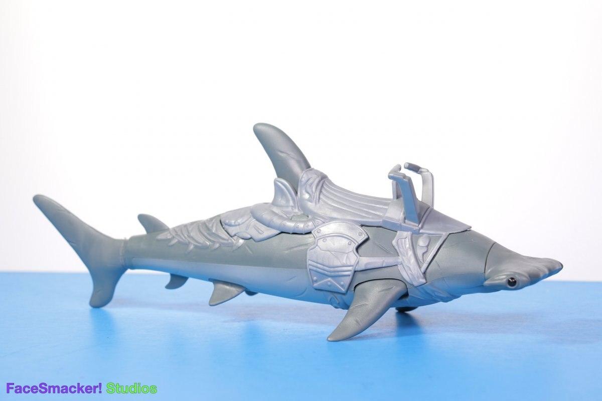 2-Pack 6-inch AQUAMAN VULKO Figure /& HAMMERHEAD SHARK