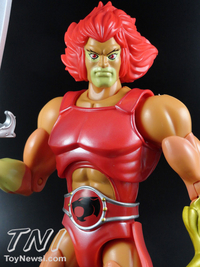 Thundercats  Line on Thundercats Stgcc Exclusive Mumm Ra As Lion O Figure Review     Action
