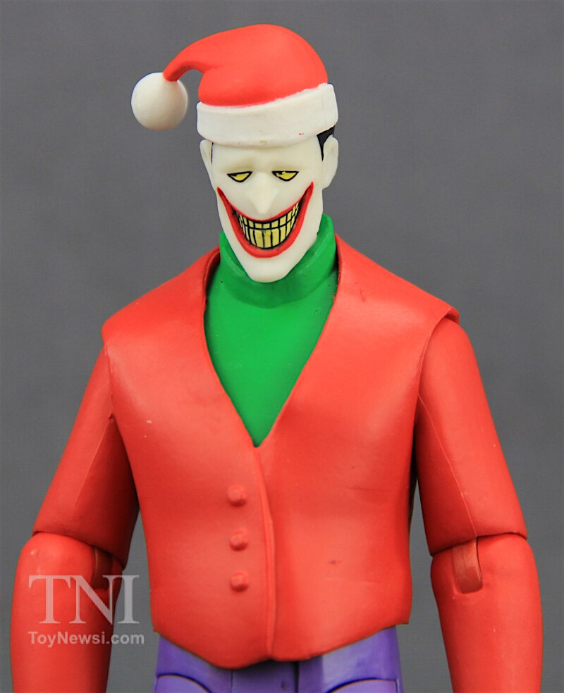 Christmas With The Joker.Batman The Animated Series 6 Christmas With The Joker